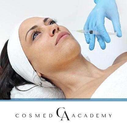 Podawanie kwasu hialuronowego w twarz