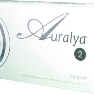 Auralya 2 kwas hialuronowy usieciowany