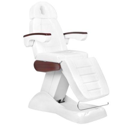 fotel elektryczny kosmetyczny lux