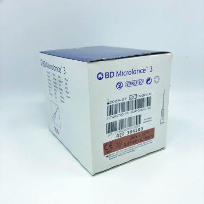 IGŁA DO MEZOTERAPII MICROLANCE 26G ( 0,45 X 16mm )