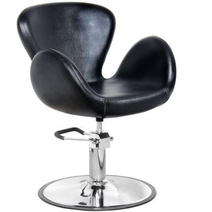 Gabbiano - fotel Amsterdam - czarny