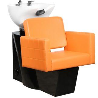 Gabbiano - myjnia fryzjerska Ankara - pomarańczowa