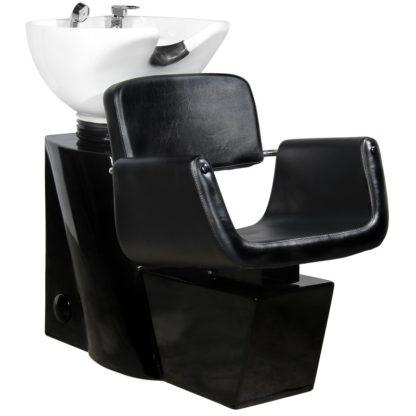 Gabbiano - myjnia fryzjerska Helsinki - czarna