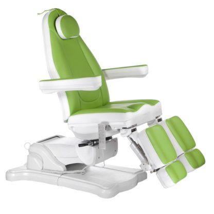 Fotel kosmetyczny Mazaro C-6672A - zielony