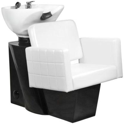 Gabbiano - myjnia fryzjerska Ankara - biała