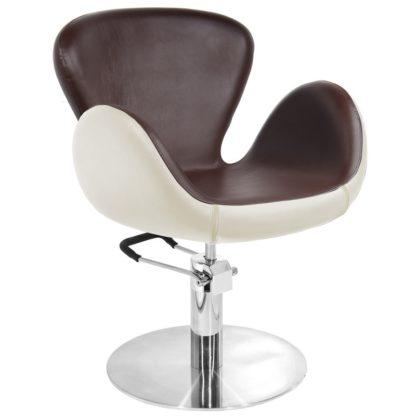 Gabbiano - fotel Amsterdam - brąz-beż