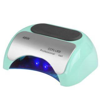 lampa UV LED - seledynowy