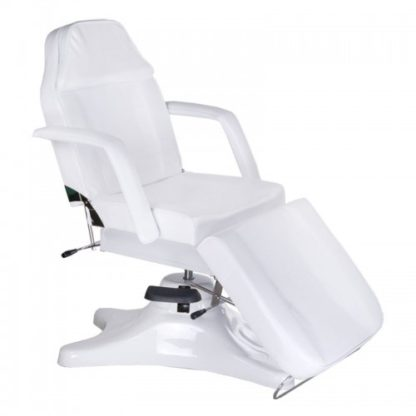 Fotel kosmetyczny C-8222 - biały