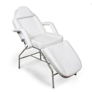 fotel kosmetyczny - biały
