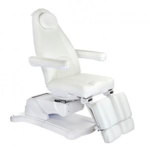Fotel kosmetyczny Mazaro C-6672A - biały