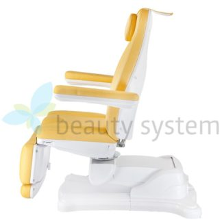 Fotel kosmetyczny Mazaro C-6672A - miodowy