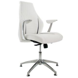 Fotel RICO 206 - biały