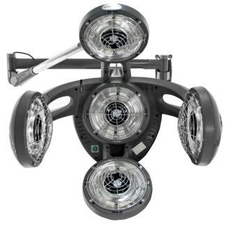 Gabbiano - Infrazon wiszący GD-505W szary
