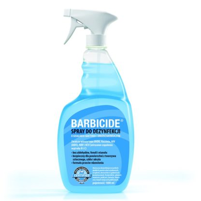 Barbicide spray 1000 ml