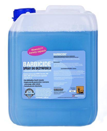 Barbicide spray - uzupełnienie 5l