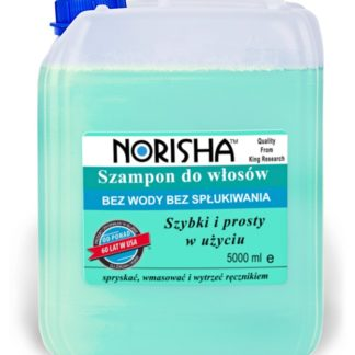 Norisha suchy szampon - 5l