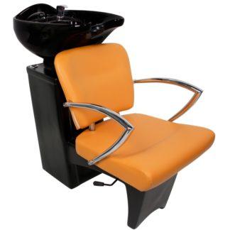 Gabbiano - myjnia fryzjerska Q-2278 pomarańczowa
