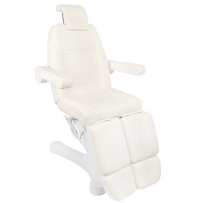 elektryczny fotel kosmetyczny