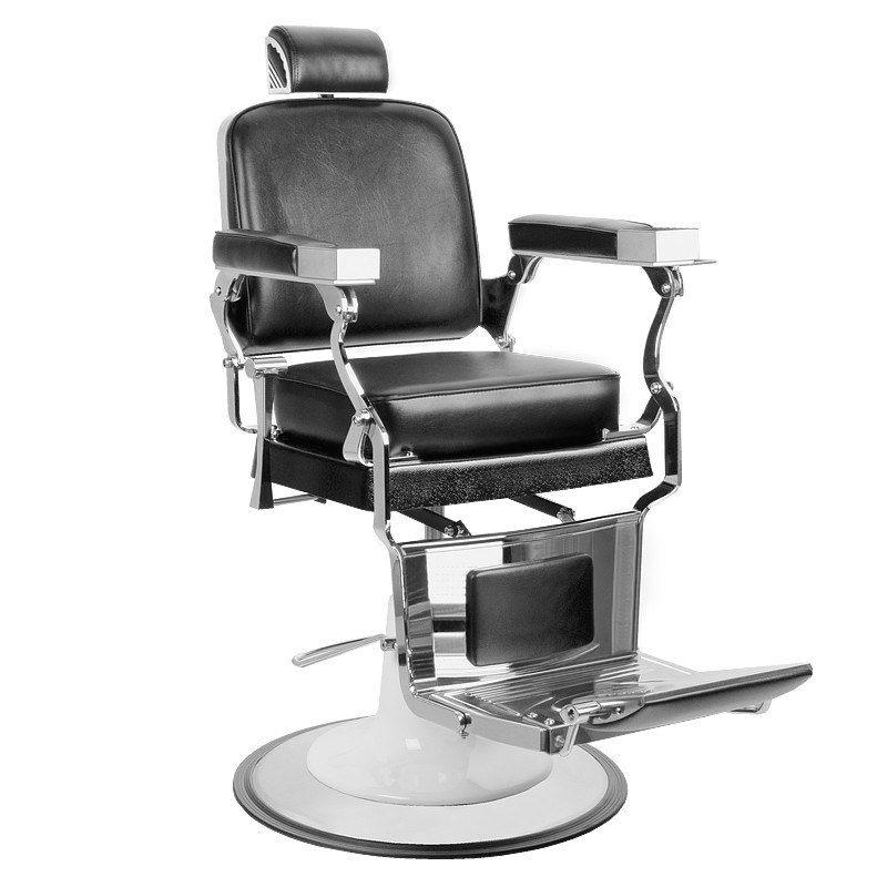 gabbiano-fotel-barberski-prince-czarny