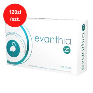Evanthia 20 kwas hialuronowy usieciowany