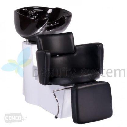 Myjnia fryzjerska LUIGI BR-3542 czarna
