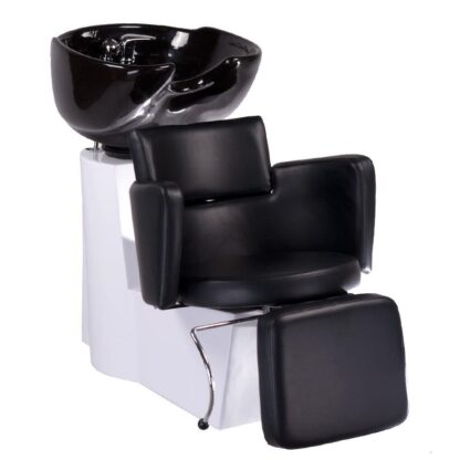 Myjnia fryzjerska czarna