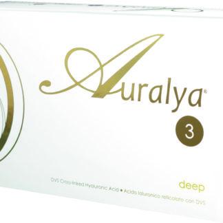 Auralya 3 kwas hialuronowy usieciowany