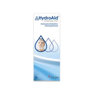 Opatrunek hydrożelowy - maska na twarz
