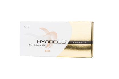 Kwas hialuronowy usieciowany Hyabell Basic