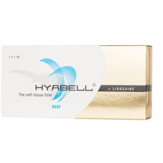Kwas hialuronowy usieciowany Hyabell Deep