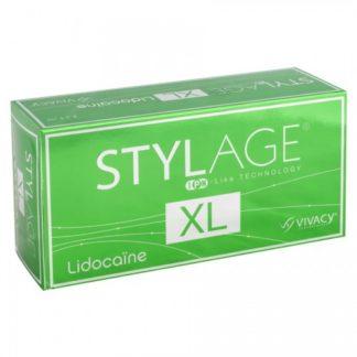 Kwas hialuronowy Stylage XL z lidokainą