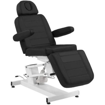Fotel kosmetyczny - Azzuro 705 - czarny