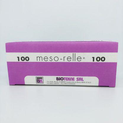 Igły Meso-Relle 30g x 4mm