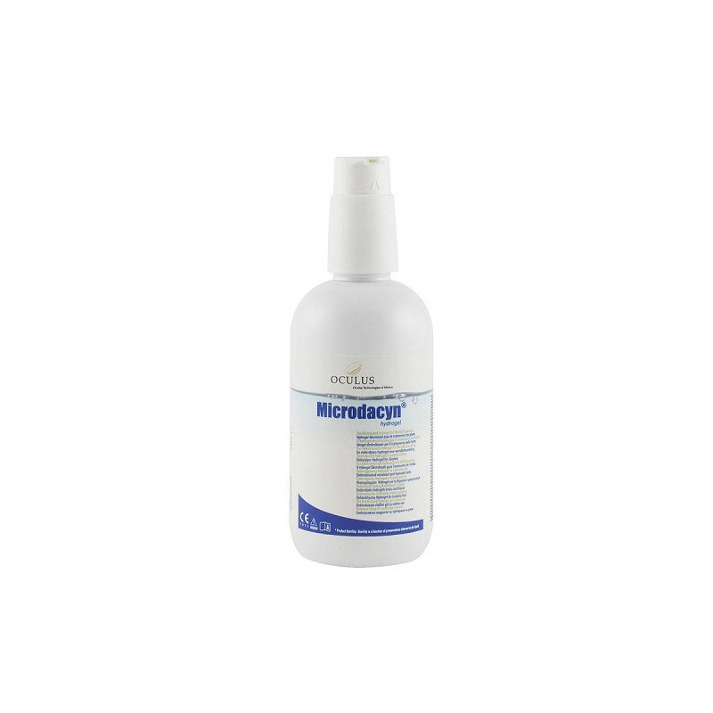 Kikgel Microdacyn 60 Wound care 100ml