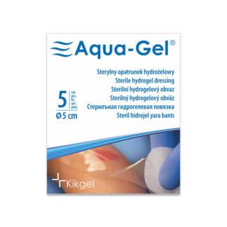 Aqua-Gel opatrunek hydrożelowy 5cm okrągły