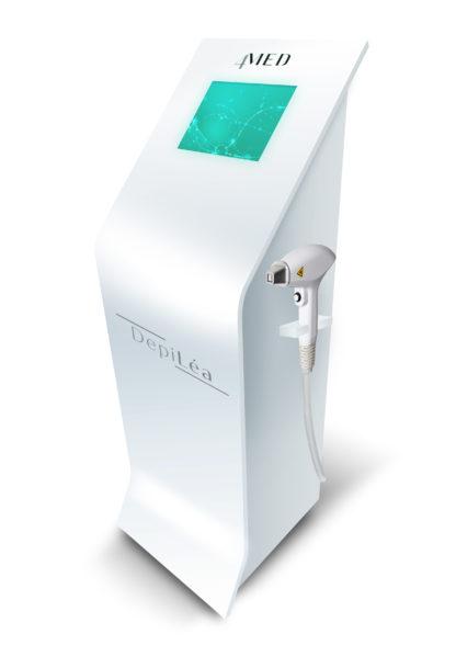 Profesjonalny laser diodowy do depilacji