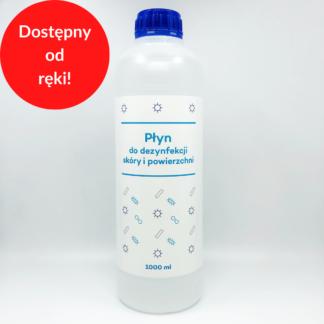 płyn dezynfekujący - Dr Manusteril - 1L
