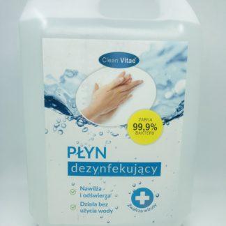płyn dezynfekujący Clean Vitae - 5 l