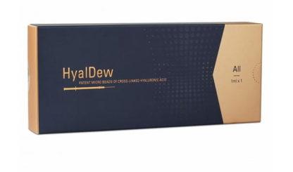 HyalDew All usieciowany kwas hialuronowy