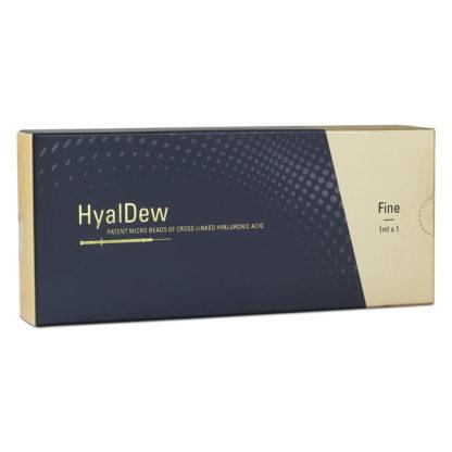 Hyal Dew Fine usieciowany kwas hialuronowy
