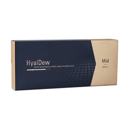HyalDew Mid usieciowany kwas hialuronowy