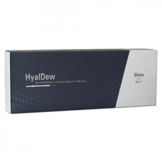 HyalDew Shine nieusieciowany kwas hialuronowy