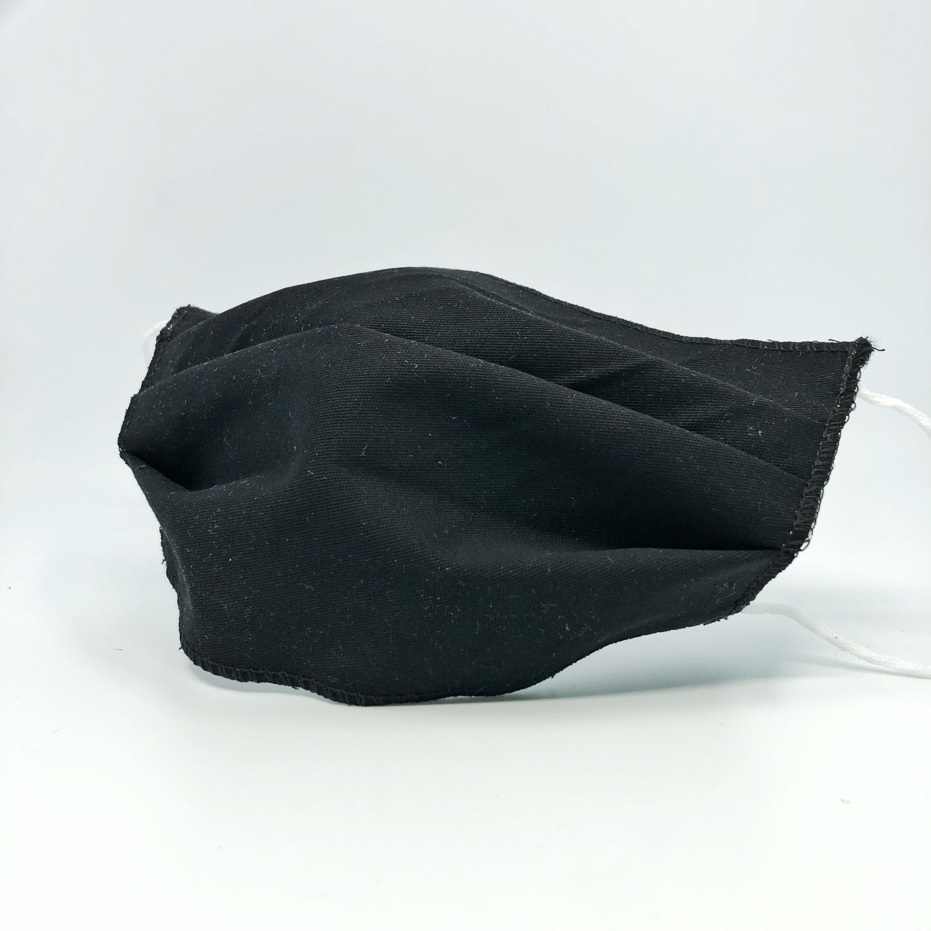 czarna-maska-bawełniana