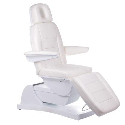 Fotel kosmetyczny elektryczny 4 silniki