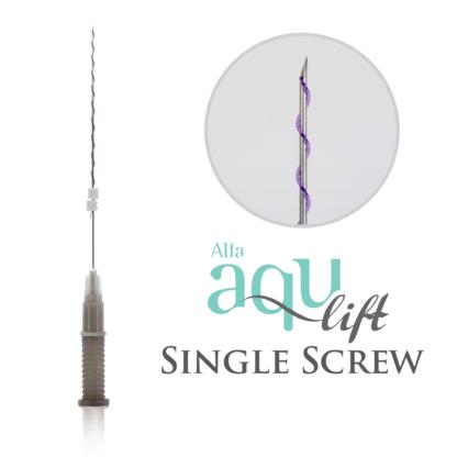 Nici liftingujące PLA single screw