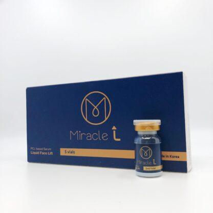 Miracle L polikaprolakton działanie przeciwmarszczkowe, lifting