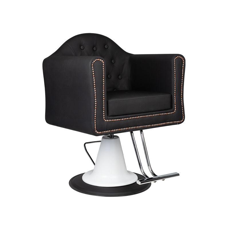 Gabbiano-fotel-fryzjerski-Stutgart-czarny