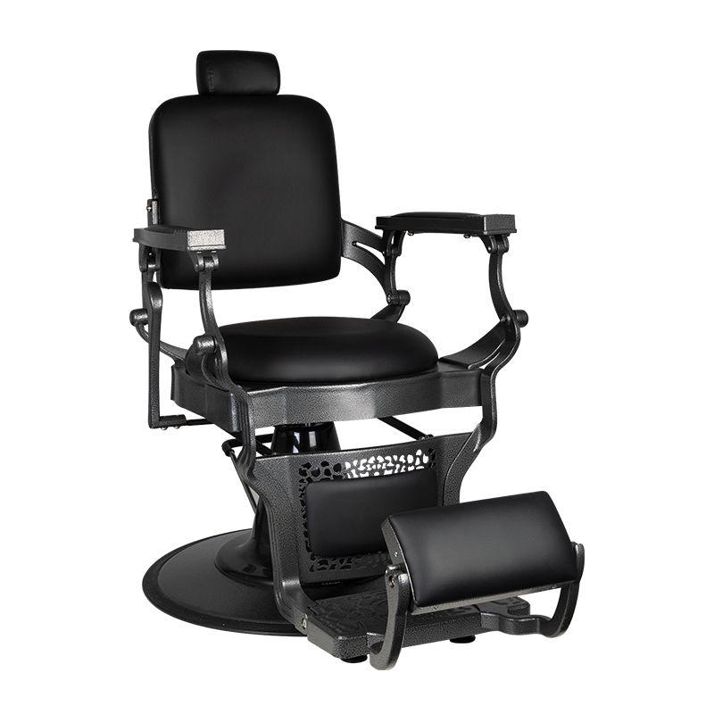 fotel-czarny-barberski