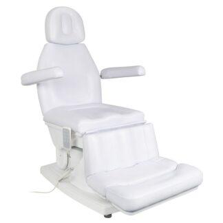 Fotel elektryczny podologiczny