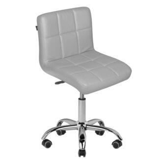 Krzeslo kosmetyczne a5299 szare